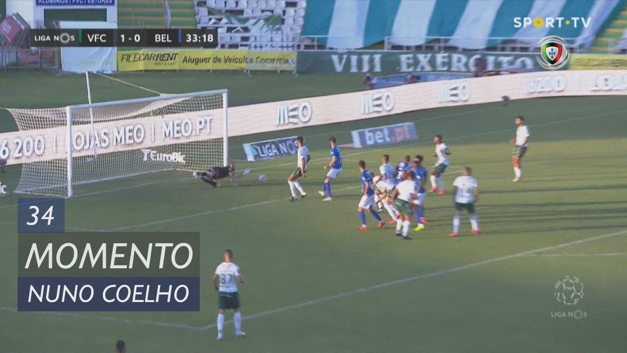 Belenenses, Jogada, Nuno Coelho aos 34'