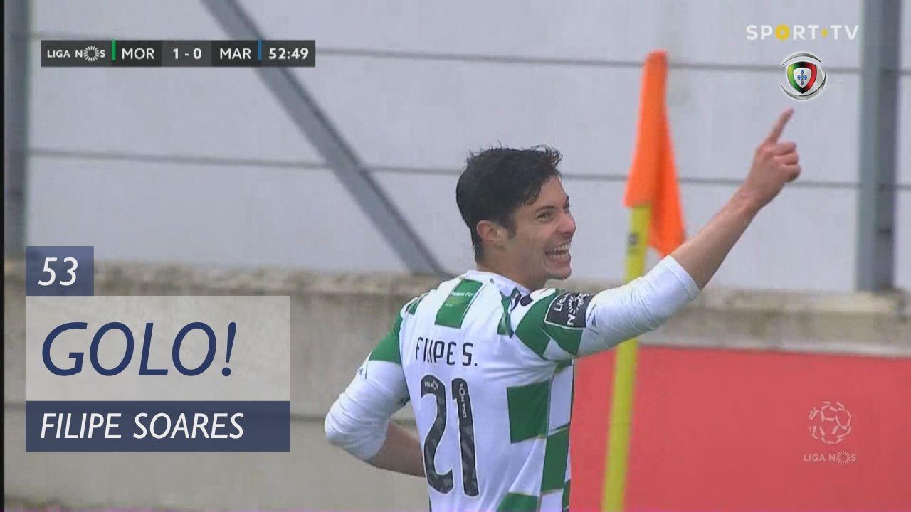 GOLO! Moreirense FC, Filipe Soares aos 53', Moreirense FC 2-0 Marítimo M.