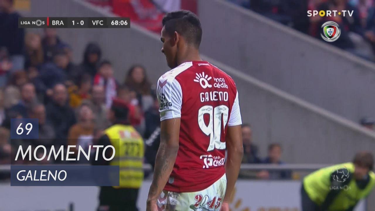 SC Braga, Jogada, Galeno aos 69'