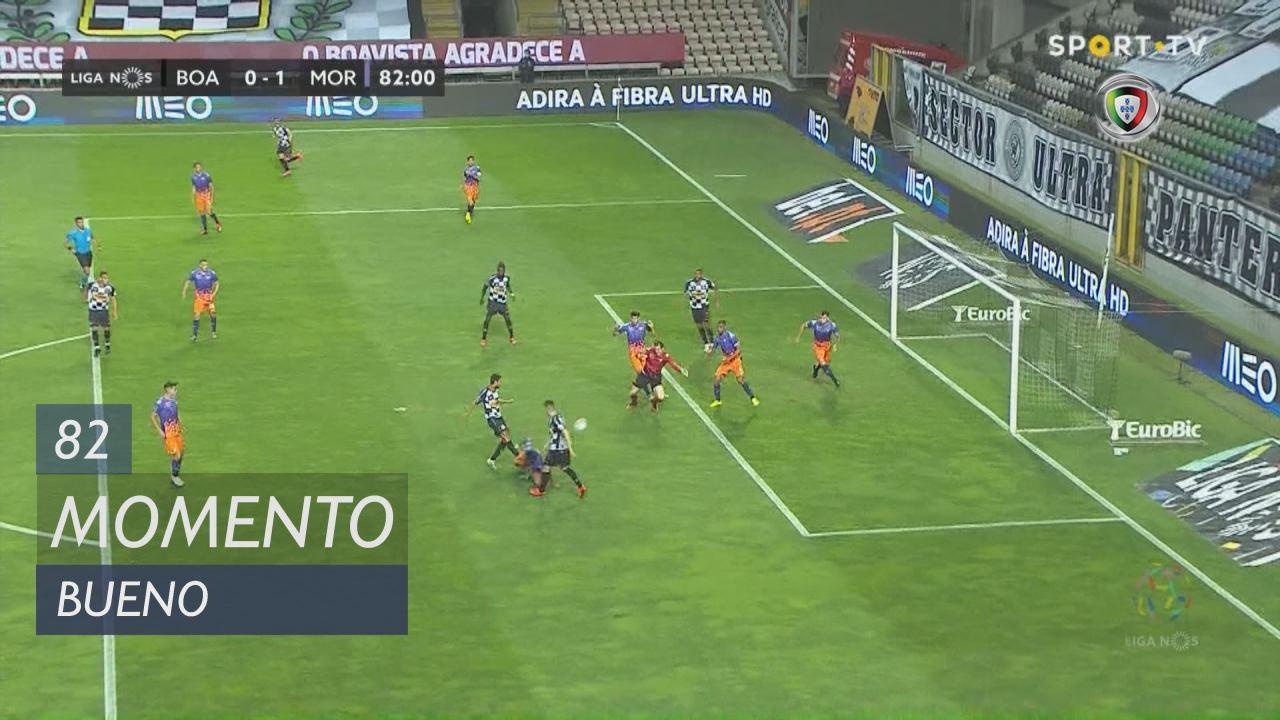 Boavista FC, Jogada, Bueno aos 82'
