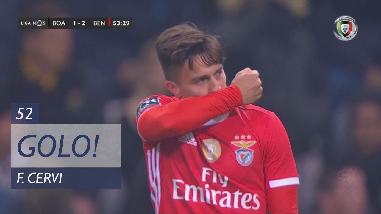 GOLO! SL Benfica, F. Cervi aos 52', Boavista FC 1-...
