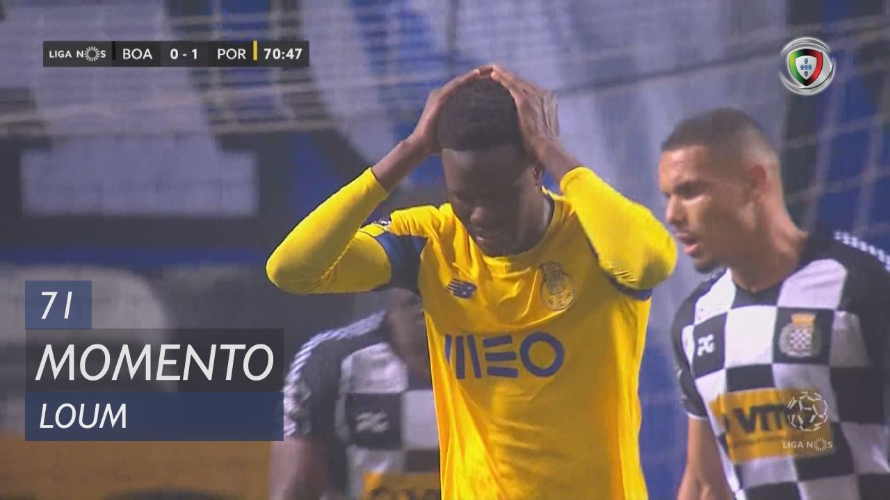 FC Porto, Jogada, Loum aos 71'