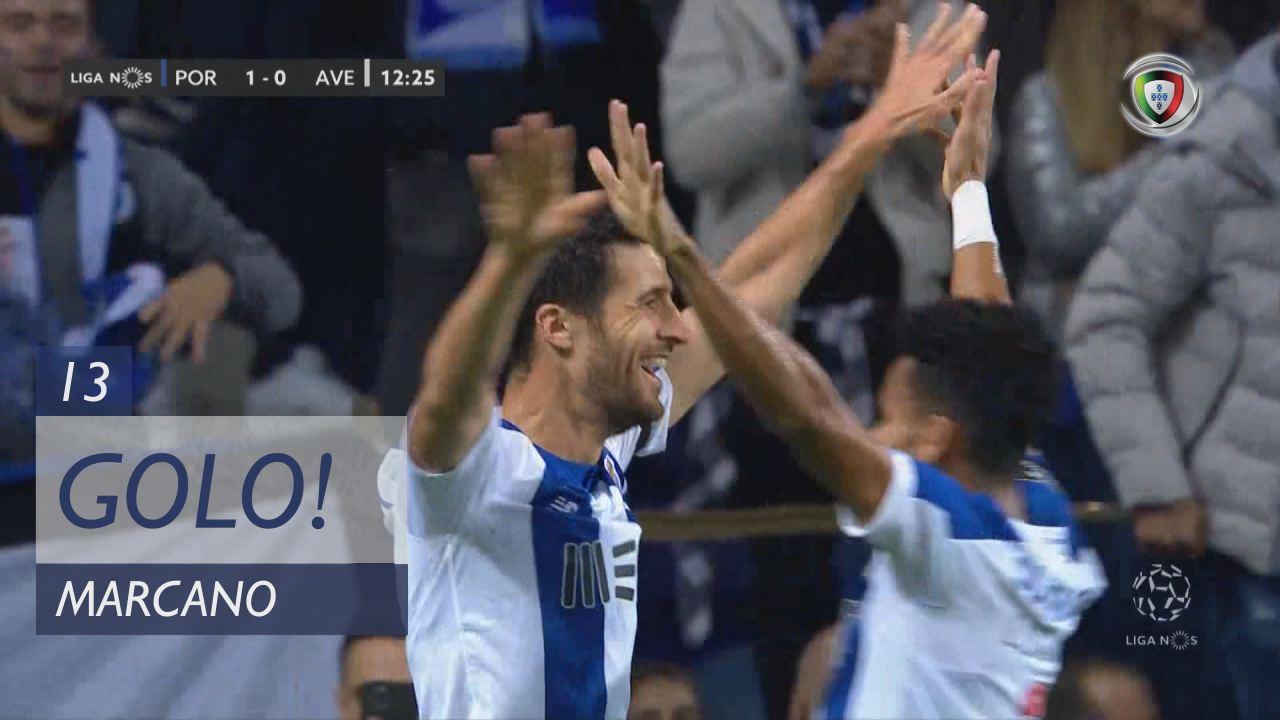 GOLO! FC Porto, Marcano aos 13', FC Porto 1-0 CD Aves