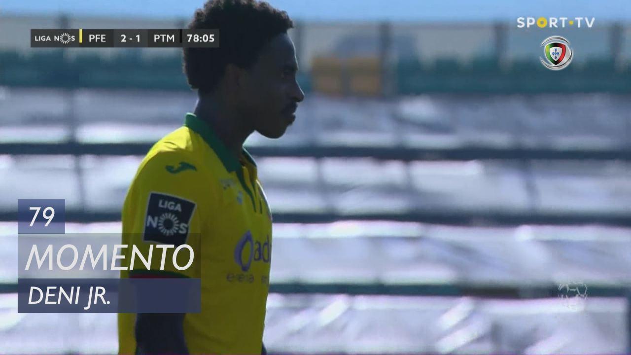 FC P.Ferreira, Jogada, Deni Jr. aos 79'