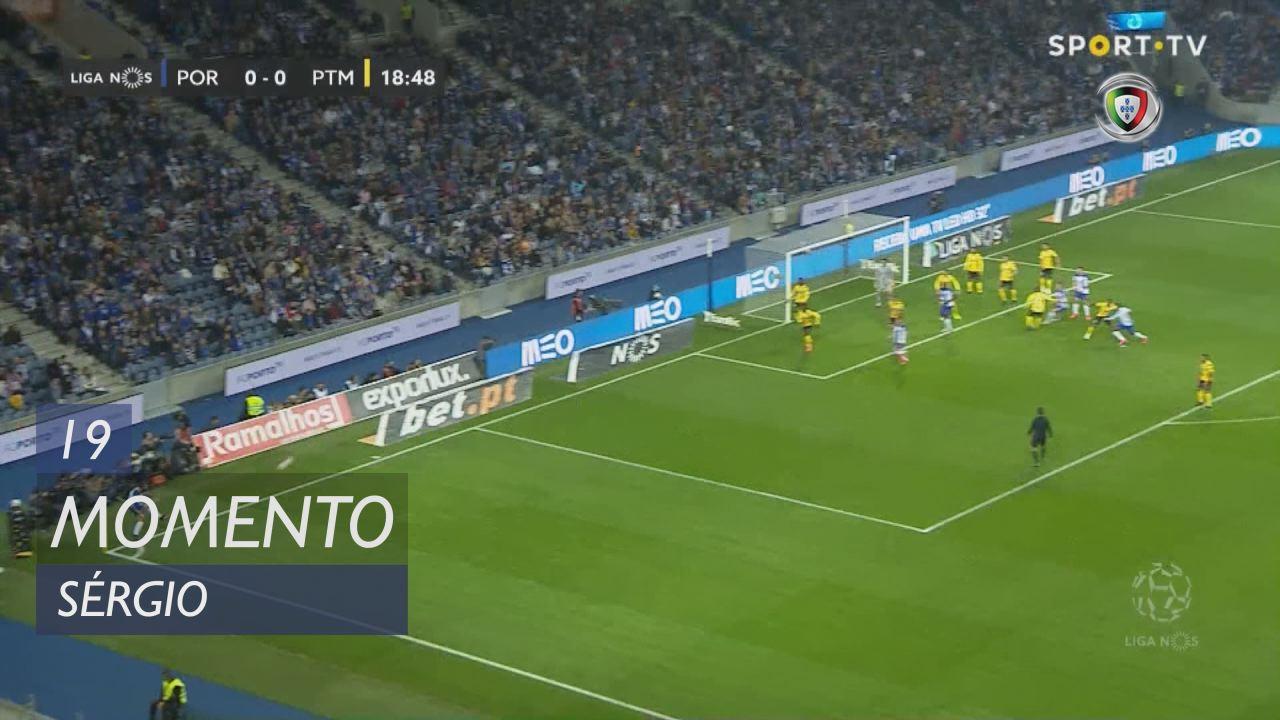 FC Porto, Jogada, Sérgio aos 19'