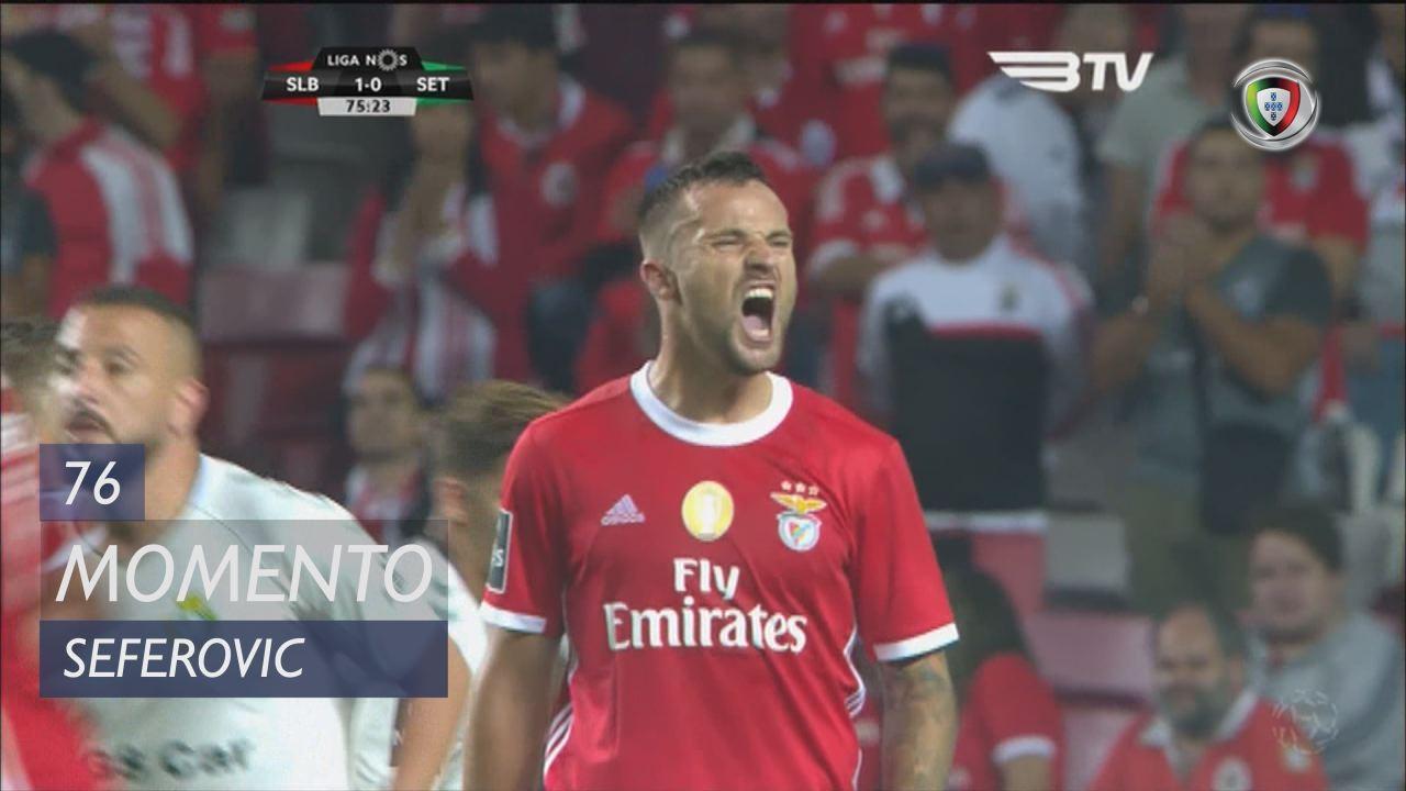 SL Benfica, Jogada, Seferovic aos 76'