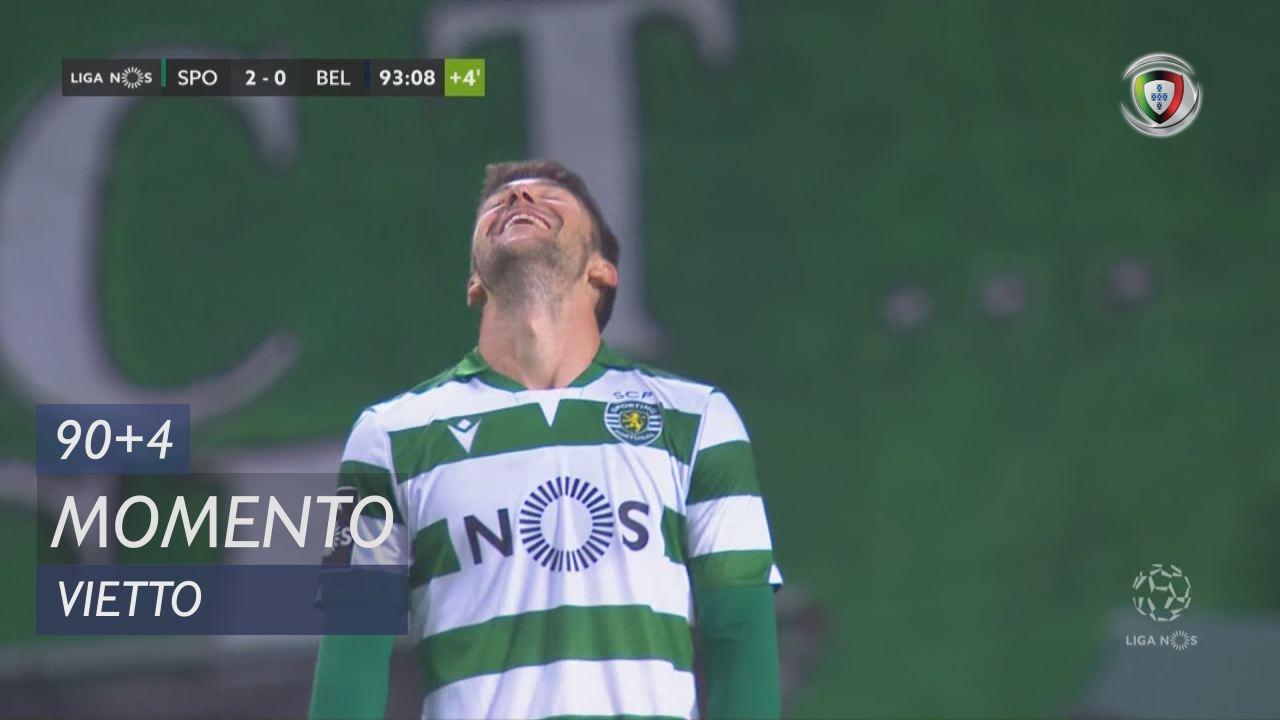 Sporting CP, Jogada, Vietto aos 90'+4'