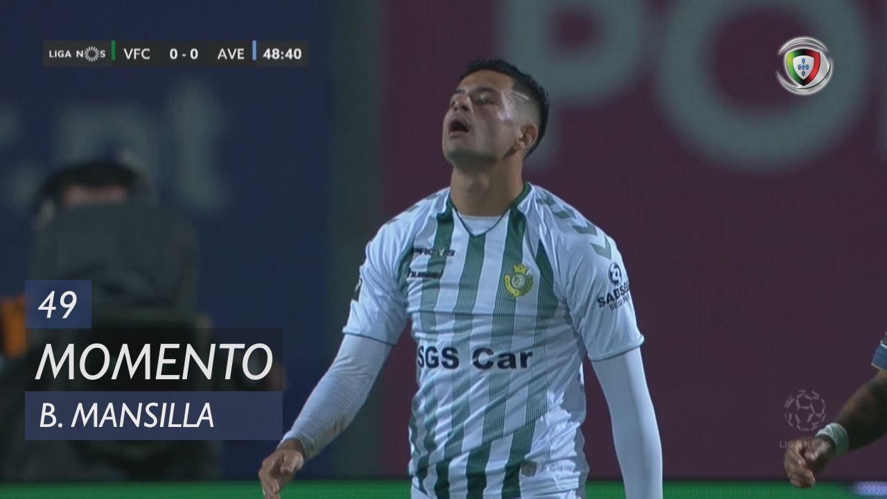 Vitória FC, Jogada, B. Mansilla aos 49'
