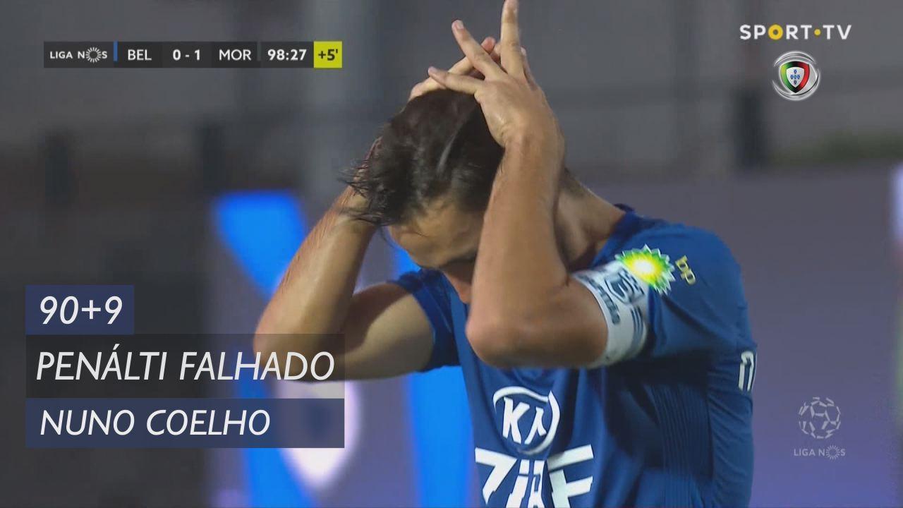 Belenenses, Jogada, Nuno Coelho aos 90'+9'