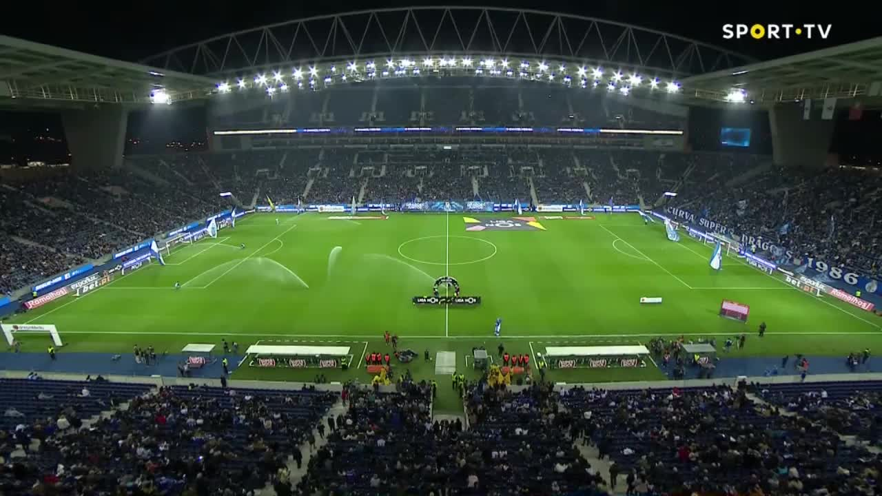 FC Porto x Portimonense: Confere aqui a constituição das equipas!