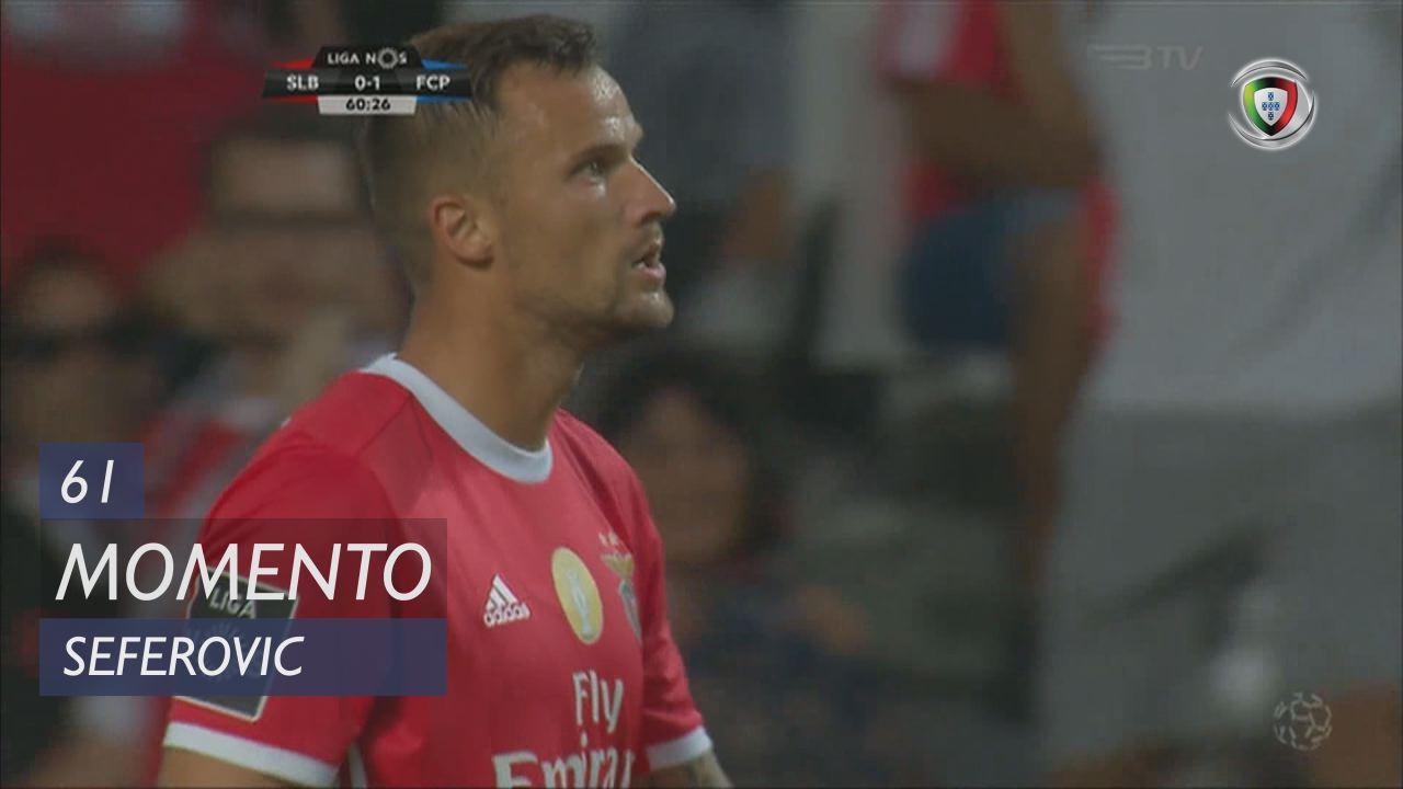 SL Benfica, Jogada, Seferovic aos 61'