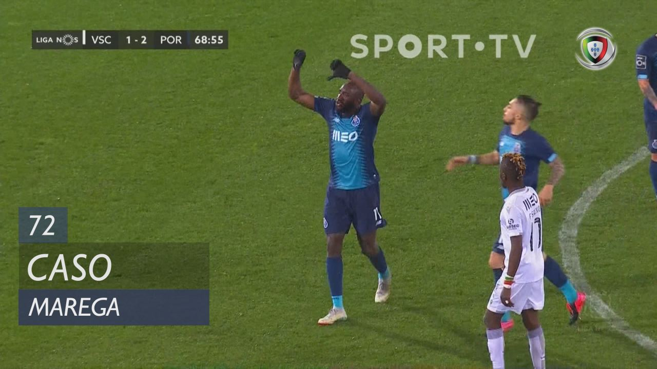 FC Porto, Caso, Marega aos 72'