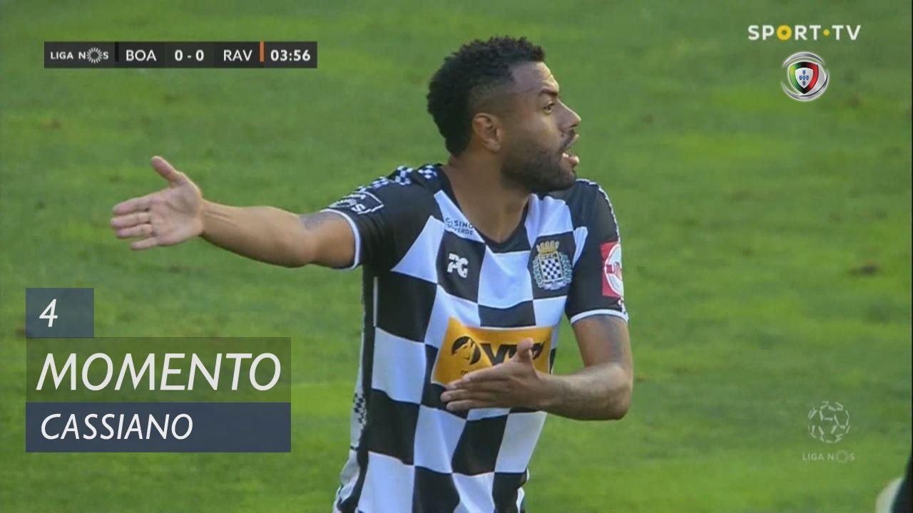 Boavista FC, Jogada, Cassiano aos 4'