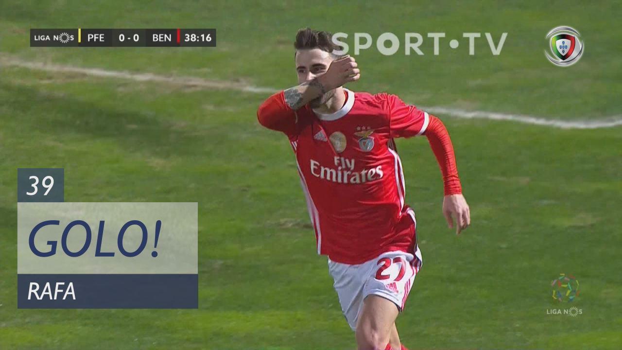 GOLO! SL Benfica, Rafa aos 39', FC P.Ferreira 0-1 ...