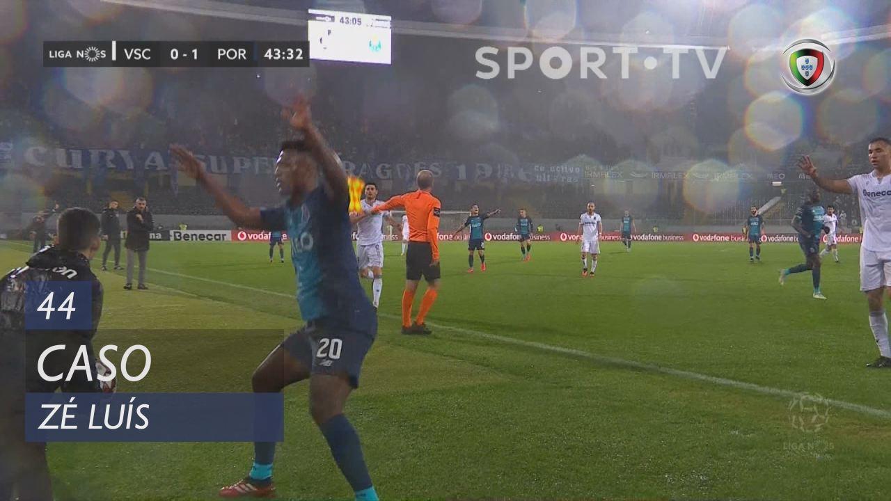 FC Porto, Caso, Zé Luís aos 44'
