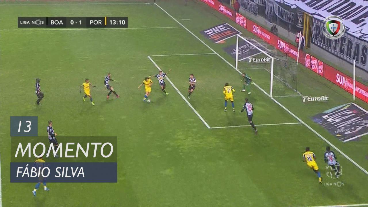 FC Porto, Jogada, Fábio Silva aos 13'