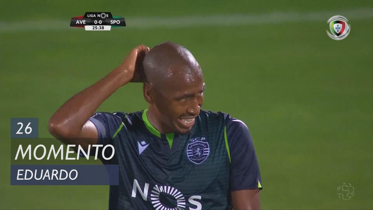Sporting CP, Jogada, Eduardo aos 26'