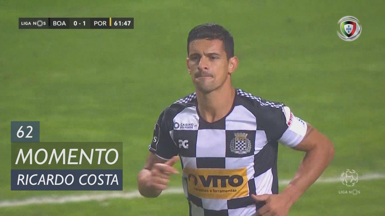 Boavista FC, Jogada, Ricardo Costa aos 62'