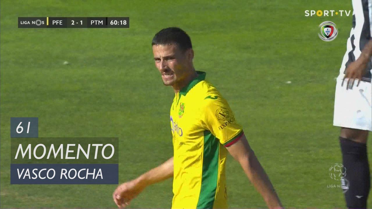 FC P.Ferreira, Jogada, Vasco Rocha aos 61'