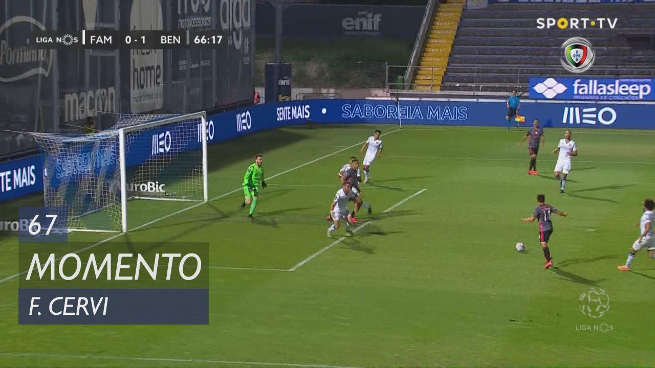 SL Benfica, Jogada, F. Cervi aos 67'