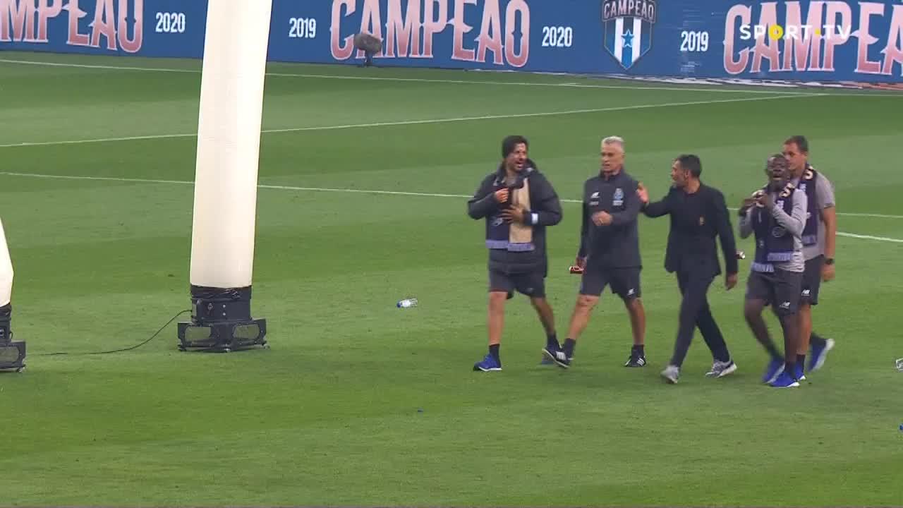 Festa FC Porto campeão 2019/20