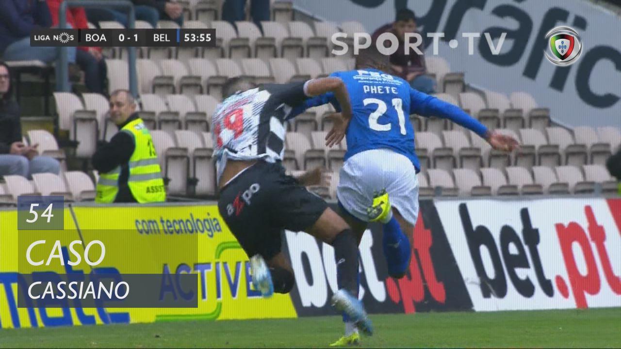 Boavista FC, Caso, Cassiano aos 54'