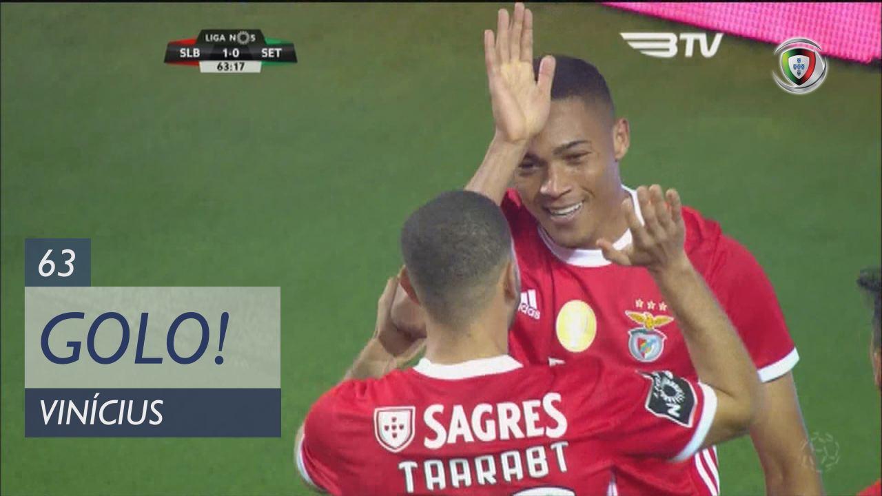 GOLO! SL Benfica, Vinícius aos 63', SL Benfica 1-0 Vitória FC
