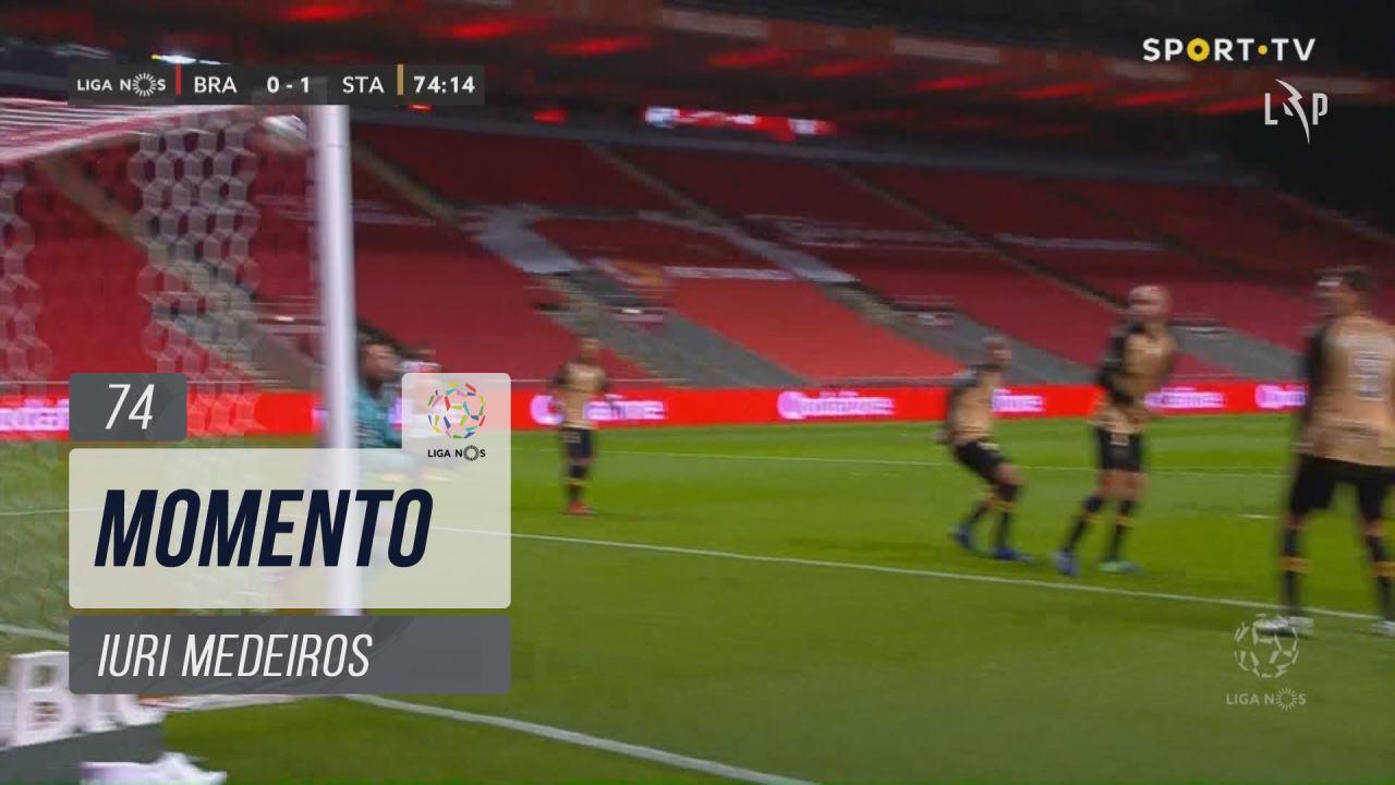 SC Braga, Jogada, Iuri Medeiros aos 74'