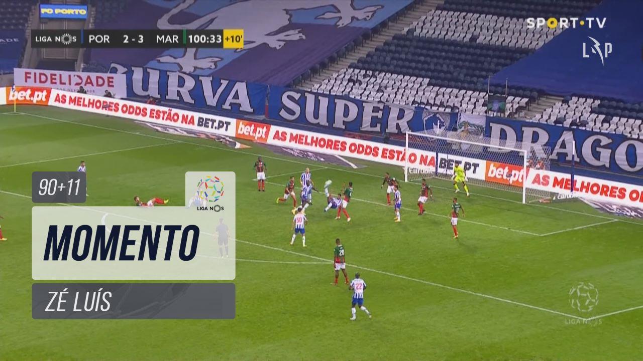FC Porto, Jogada, Zé Luís aos 90'+11'