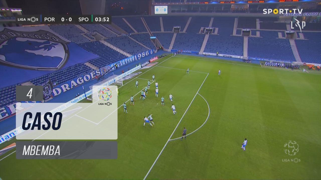 FC Porto, Caso, Mbemba aos 4'