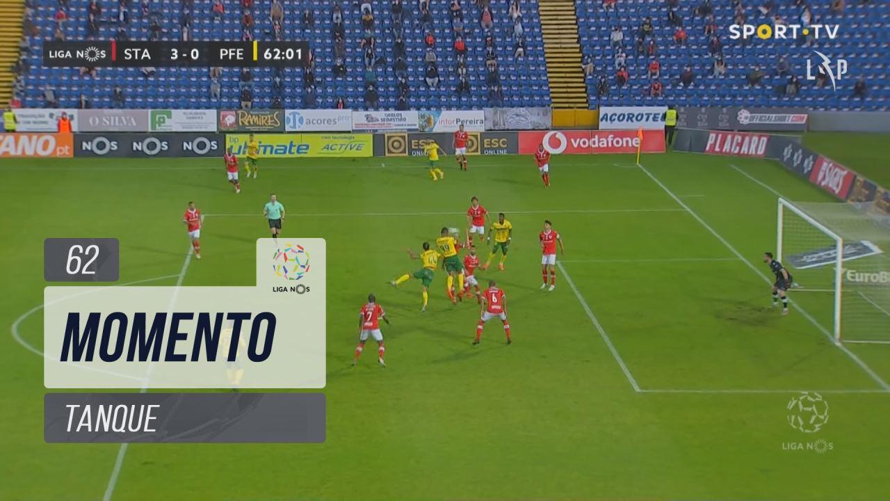 FC P.Ferreira, Jogada, Tanque aos 62'