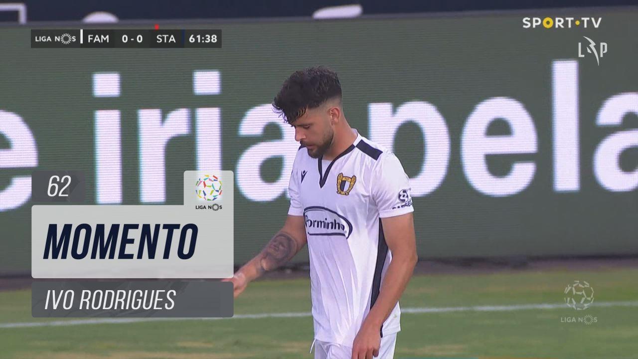FC Famalicão, Jogada, Ivo Rodrigues aos 62'
