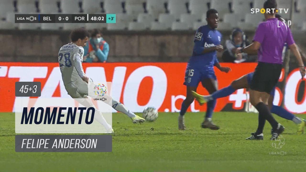 FC Porto, Jogada, Felipe Anderson aos 45'+3'