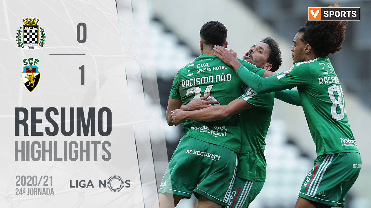 Liga NOS (24ªJ): Resumo Boavista FC 0-1 SC Farense
