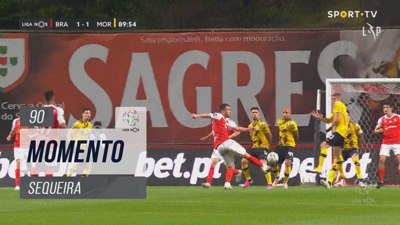SC Braga, Jogada, Sequeira aos 90'