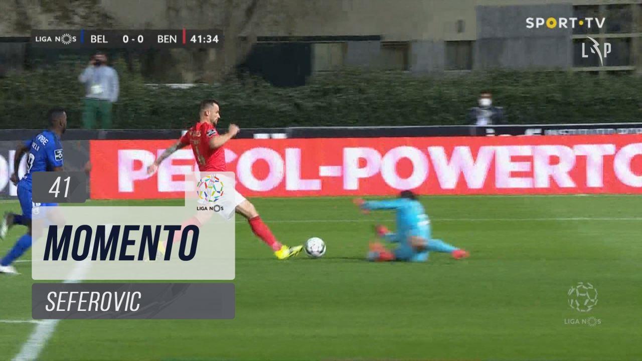 SL Benfica, Jogada, Seferovic aos 41'
