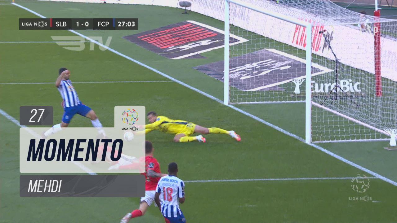 FC Porto, Jogada, Mehdi aos 27'