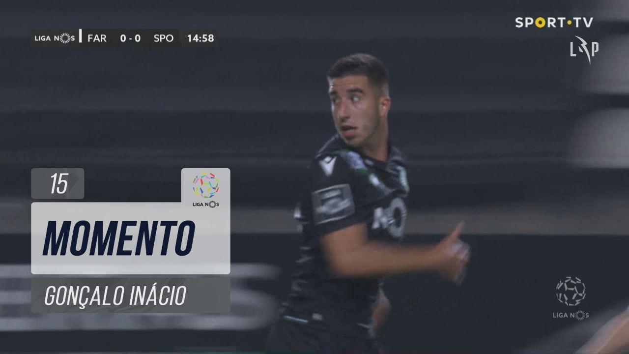 Sporting CP, Jogada, Gonçalo Inácio aos 15'