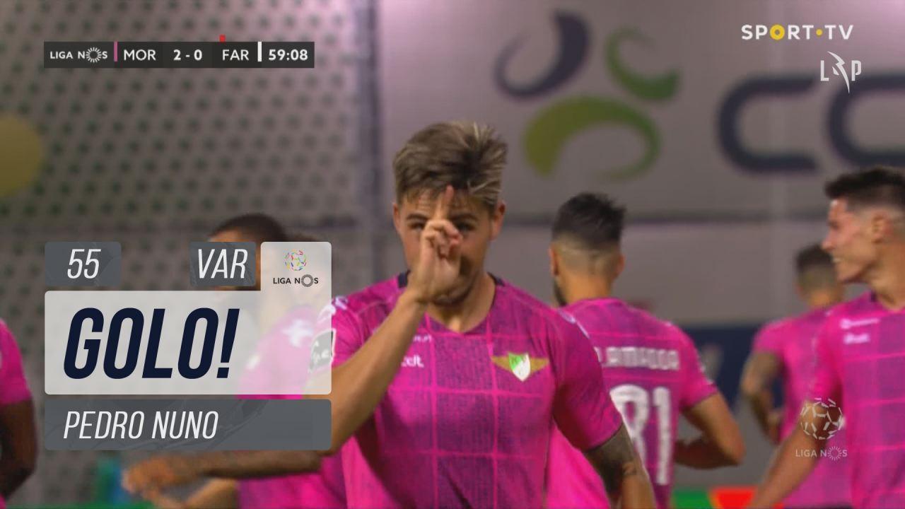 GOLO! Moreirense FC, Pedro Nuno aos 55', Moreirense FC 2-0 SC Farense