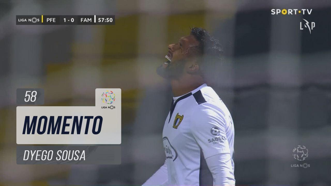 FC Famalicão, Jogada, Dyego Sousa aos 58'