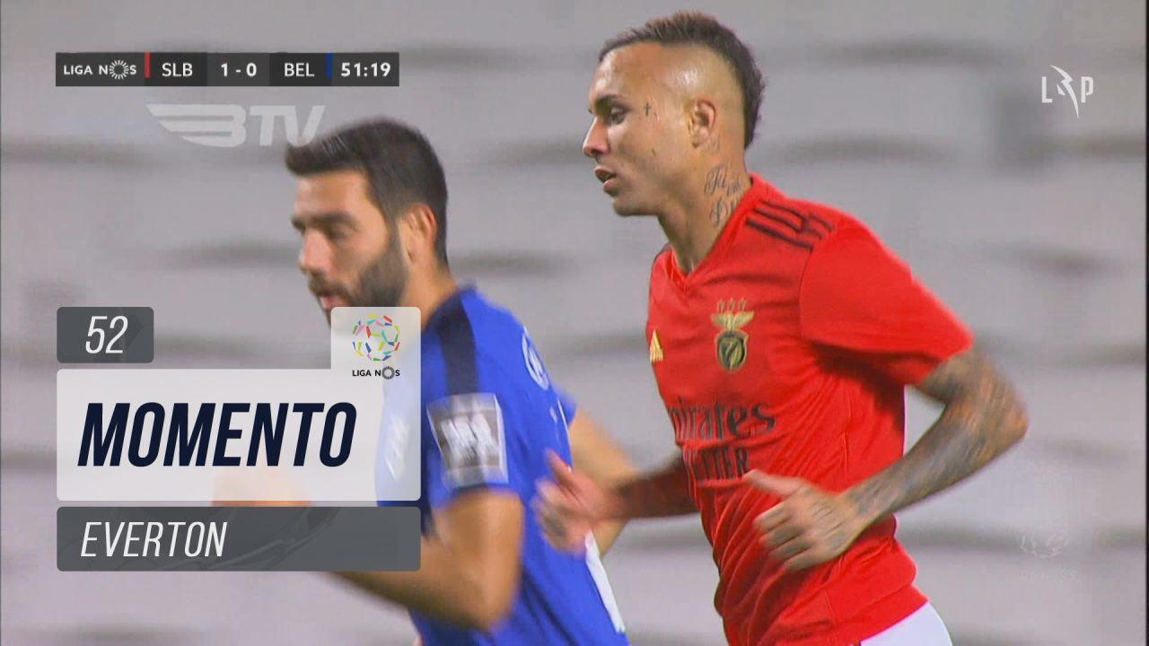 SL Benfica, Jogada, Everton aos 52'