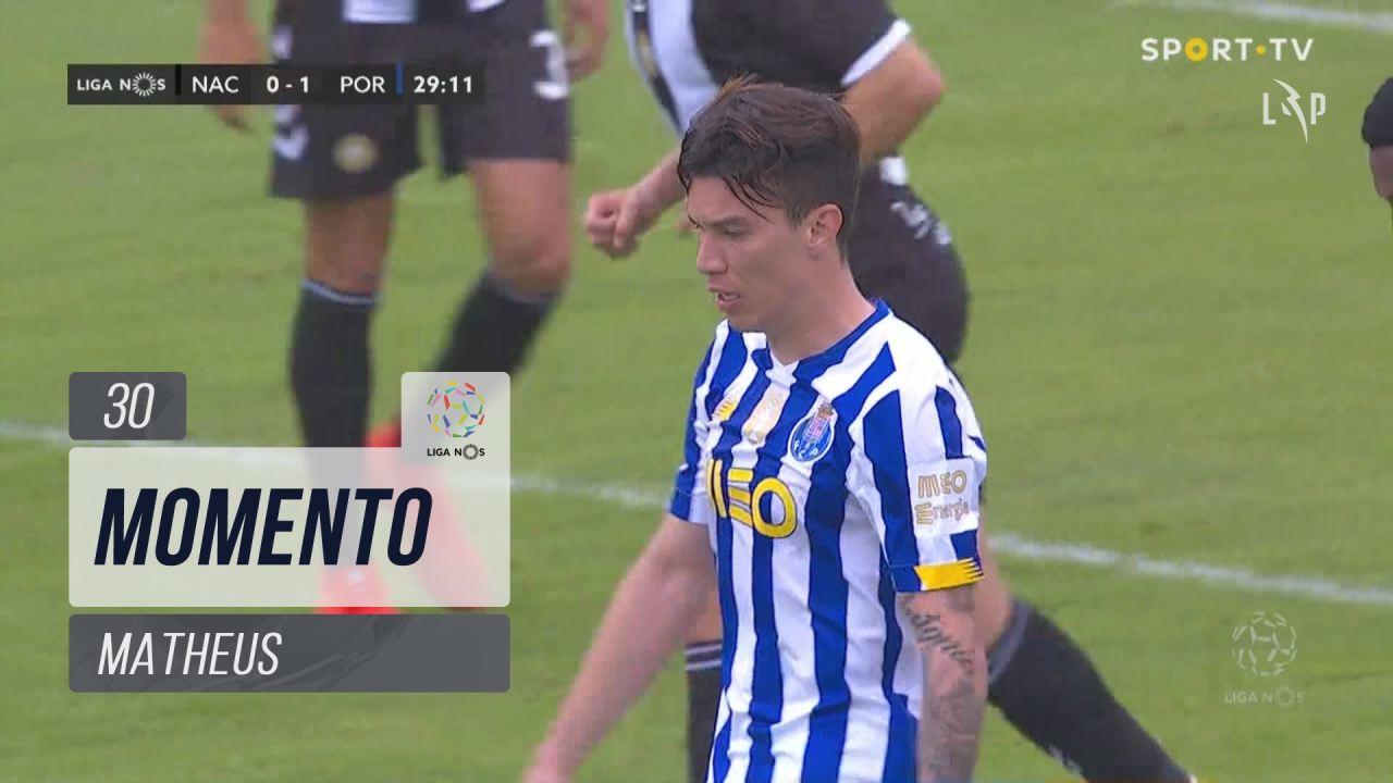 FC Porto, Jogada, Matheus aos 30'