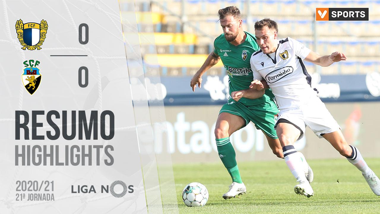 I Liga (21ªJ): Resumo FC Famalicão 0-0 SC Farense