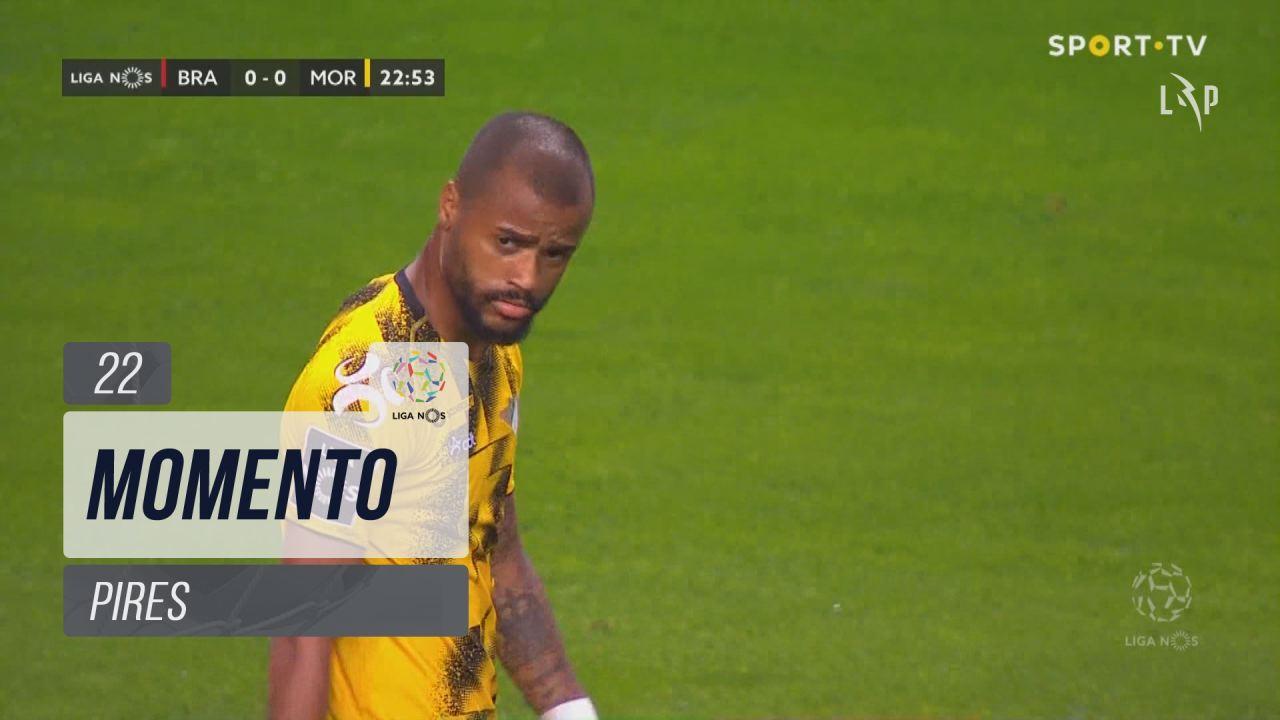 Moreirense FC, Jogada, Pires aos 22'