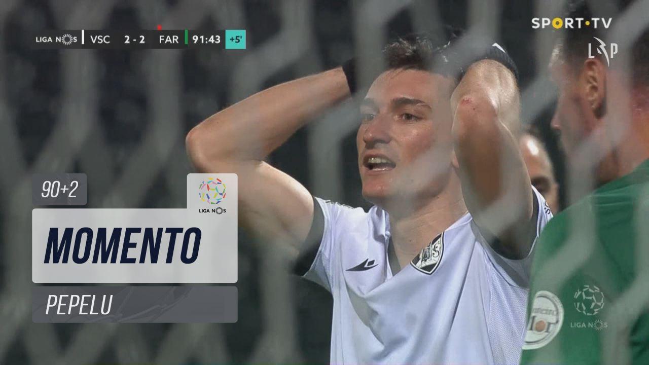 Vitória SC, Jogada, Pepelu aos 90'+2'