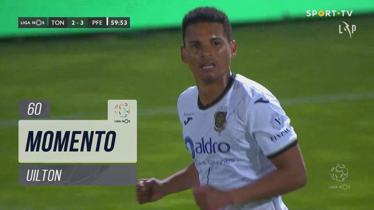 FC P.Ferreira, Jogada, Uilton aos 60'