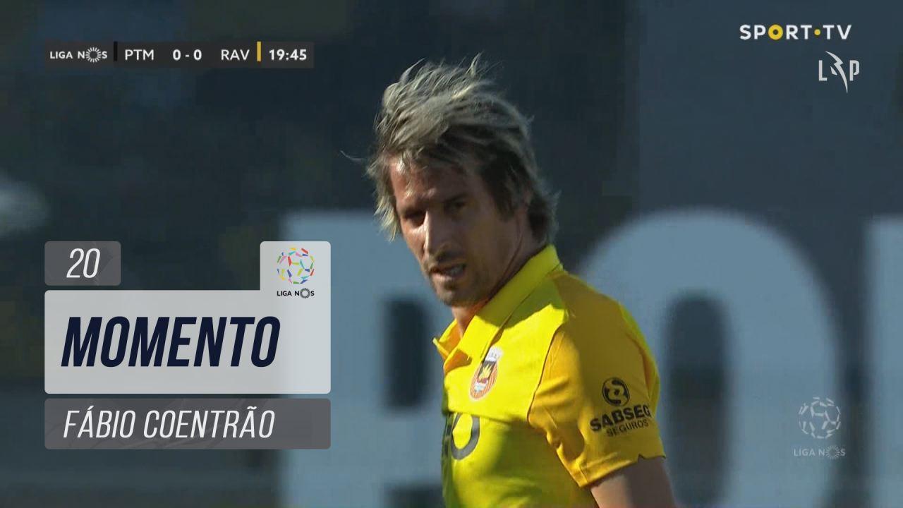 Rio Ave FC, Jogada, Fábio Coentrão aos 20'