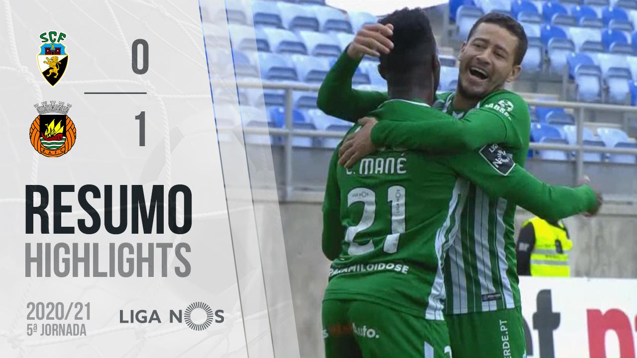 I Liga (5ªJ): Resumo SC Farense 0-1 Rio Ave FC