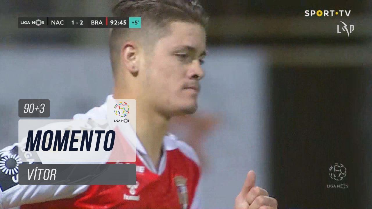 SC Braga, Jogada, Vítor aos 90'+3'