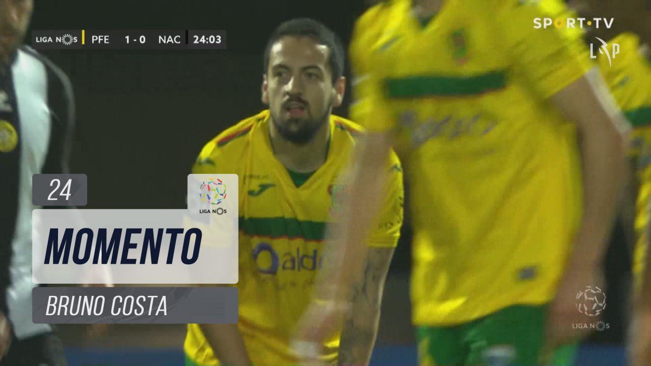 FC P.Ferreira, Jogada, Bruno Costa aos 24'